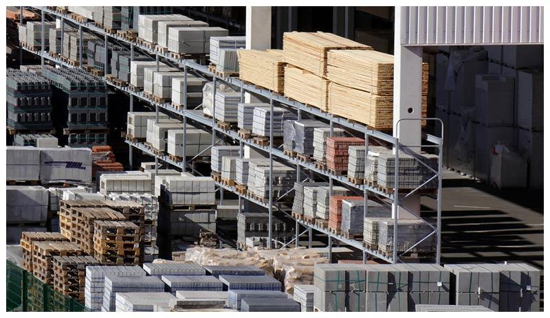 Building Material - Lumber, steel, etc