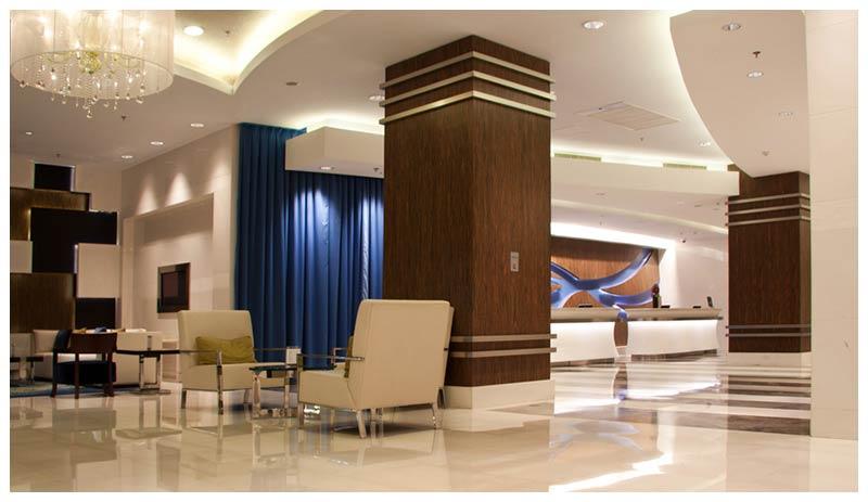 Hospitality - Lobby