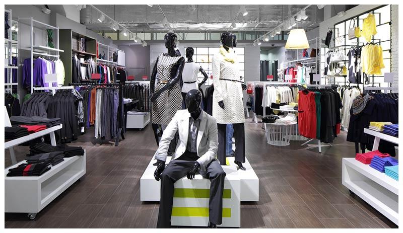 Retail store - Interior